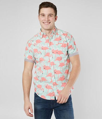 Departwest Flamingo Shirt