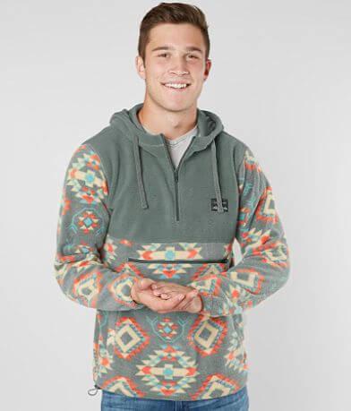 Departwest Southwestern Hooded Sweatshirt