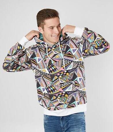 SUPER MASSIVE Saved By The Bell Hooded Sweatshirt