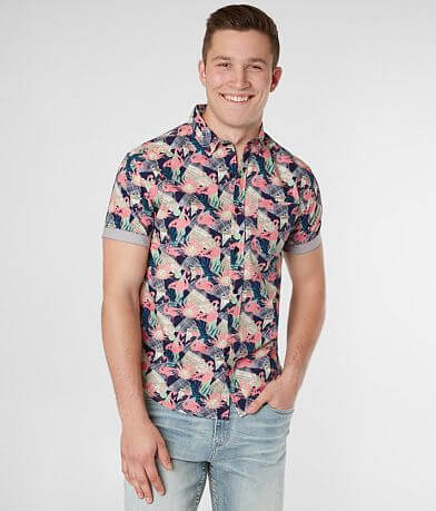 SUPER MASSIVE Flamingo Shirt