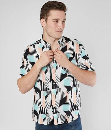 SUPER MASSIVE Geometric Shirt