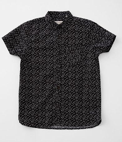 Boys - Departwest Triangle Print Shirt