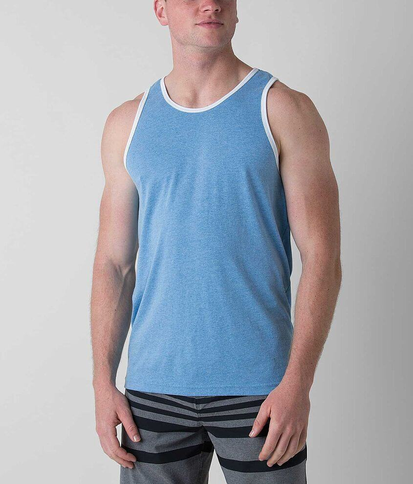 BKE Heathered Tank Top front view