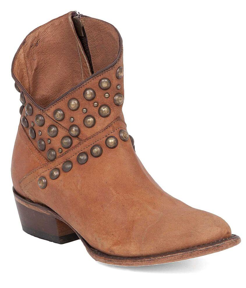 Matisse Asymmetrical Boot front view