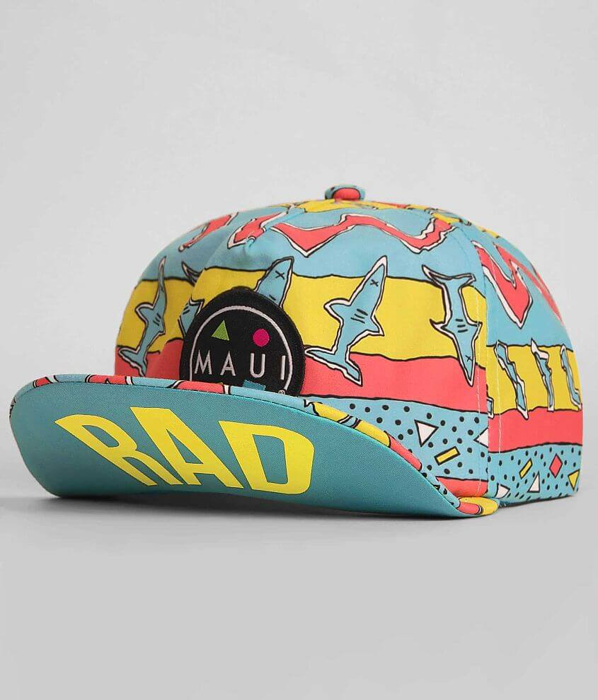 afaa75aecd505b Maui & Sons Rad Shark Hat - Men's Hats in Multi | Buckle