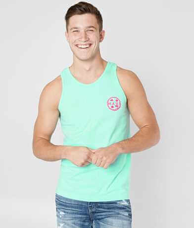 Maui & Sons Radio Active Tank Top