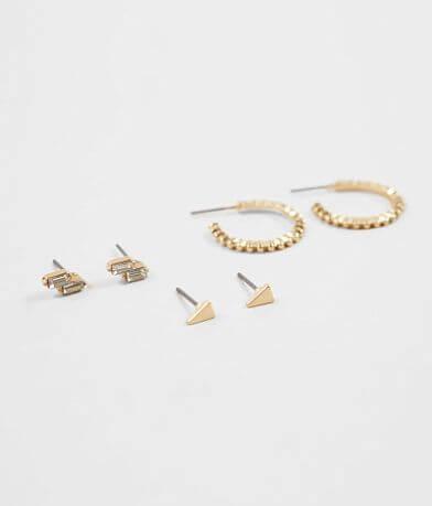 BKE Dainty Earring Set