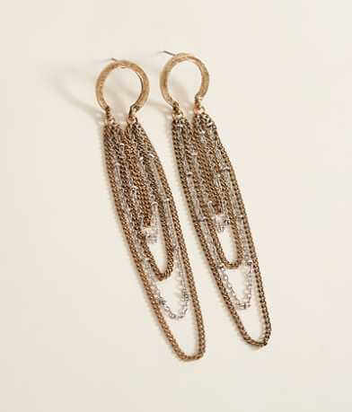 BKE Draped Earring