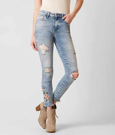 Mavi Tess High Rise Skinny Stretch Jean