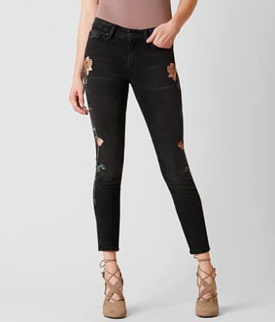 Mavi Adriana Mid-Rise Skinny Stretch Jean