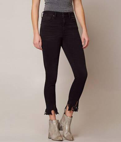 Mavi Tess High Rise Ankle Skinny Stretch Jean
