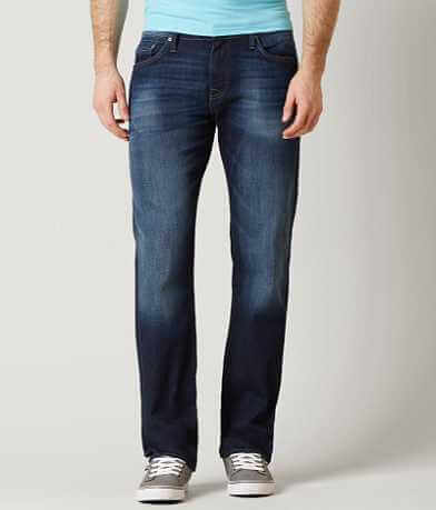 Mavi Zach Regular Straight Stretch Jean