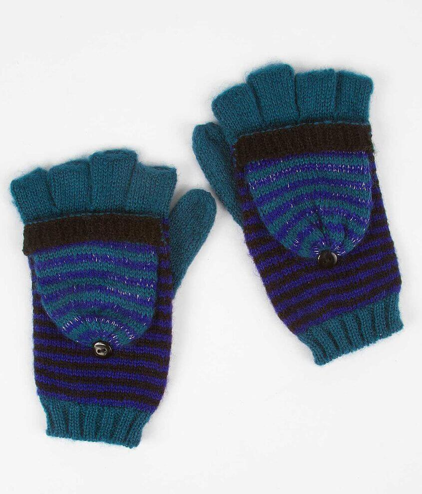 BKE Flip Top Gloves front view