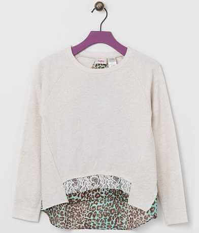 Girls - Daytrip Raw Edge Sweatshirt