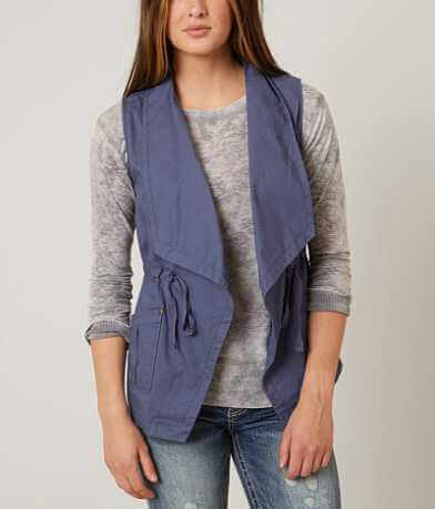 Me Jane Canvas Vest