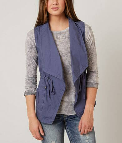 Me Jane Canvas Vest