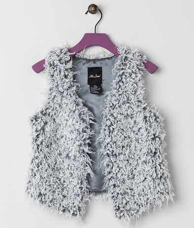 Girls - Me Jane Teddy Bear Vest