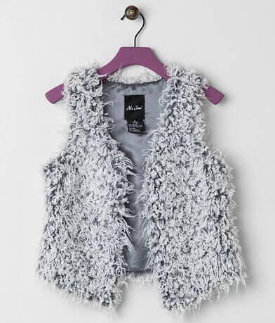 Girls - Me Jane Teddy Bear Vest