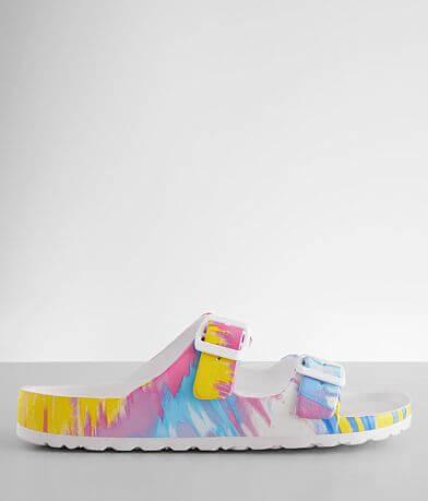 Mia Jasmine Tie Dye Sandal