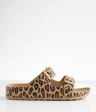 BKE Leopard Print Sandal