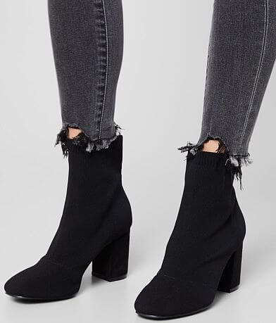 Mia Erika Sock Ankle Boot
