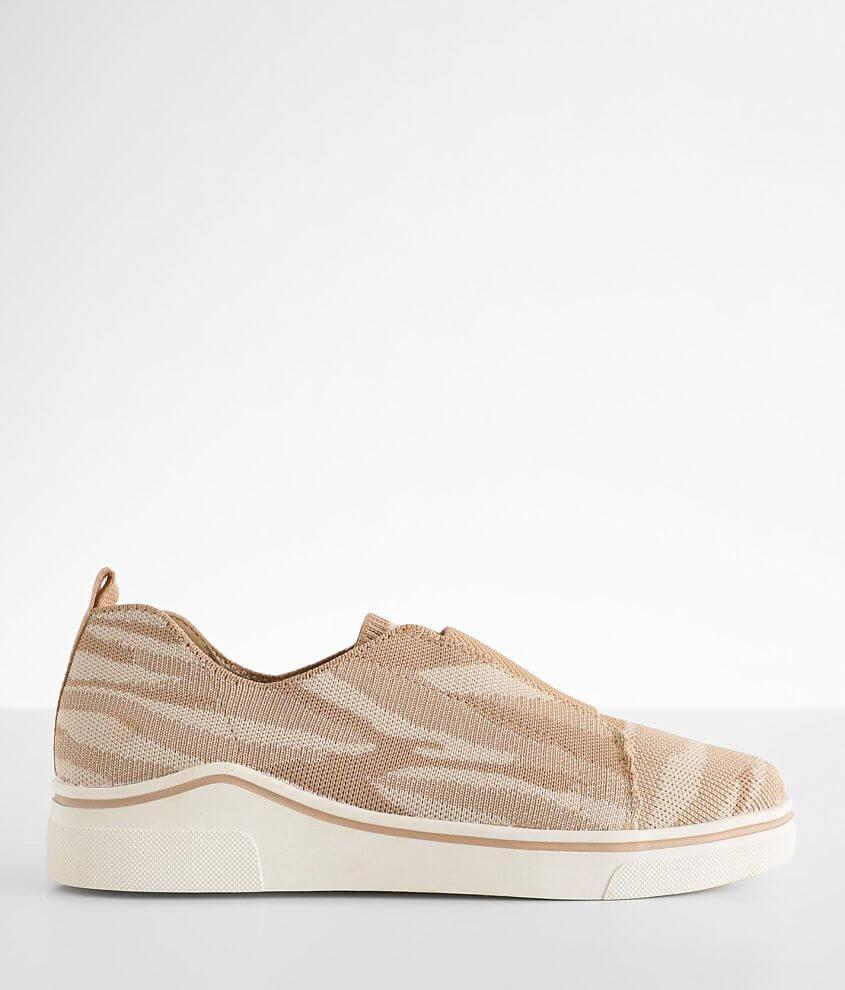 Mia Greyson Camo Print Sneaker front view