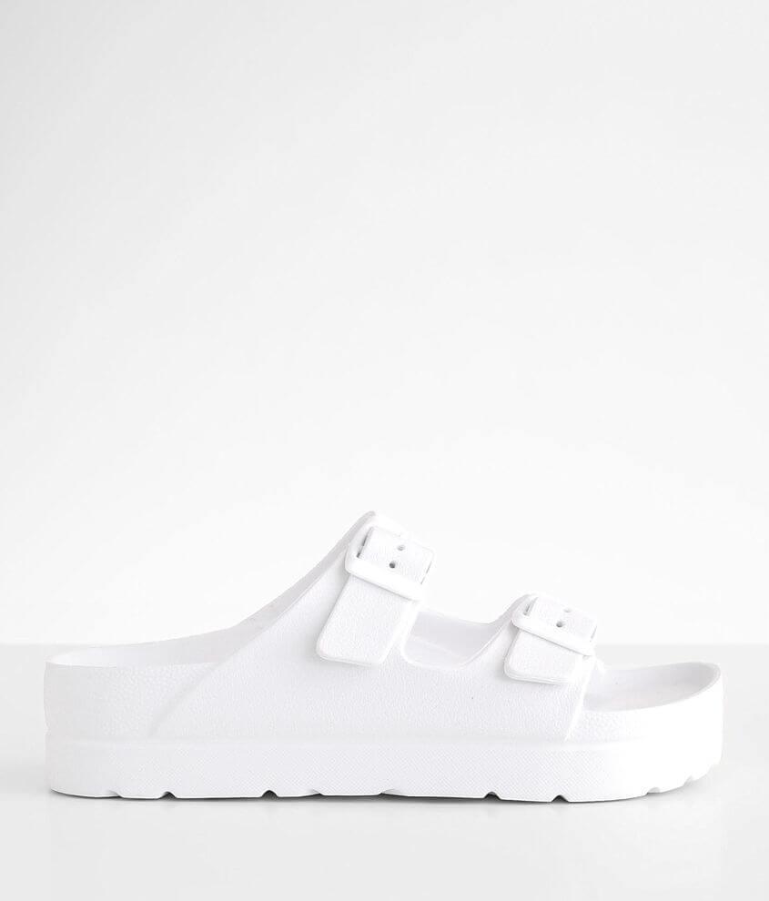 Mia Kiana Flatform Sandal front view