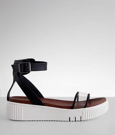 BKE sole Strappy Platform Sandal