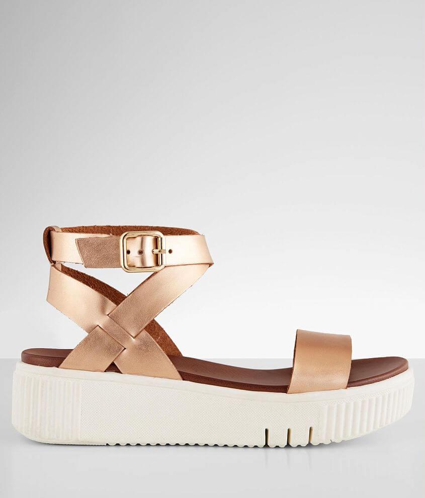 BKE sole Anicca Flatform Sandal front view