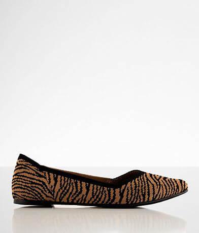 Mia Kerri Zebra Slip-On Shoe