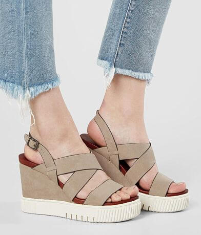 Mia Sunrise Wedge Sandal