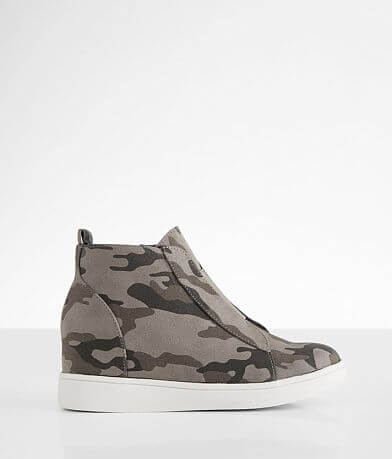 Girls Youth - Mia Gracelyn Camo Wedge Shoe
