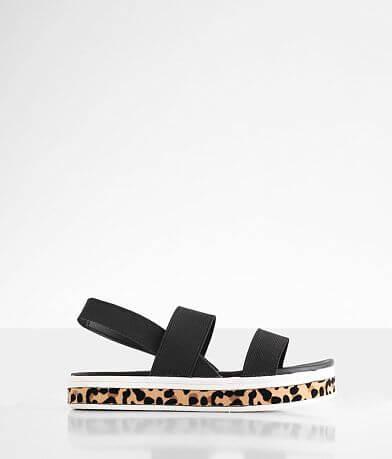 Girls - Mia Jezza Leopard Flatform Sandal