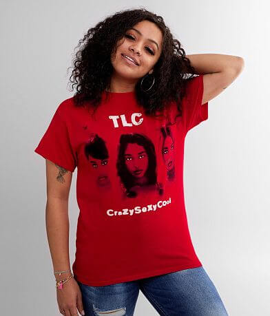 TLC Crazy Sexy Cool Oversized T-Shirt
