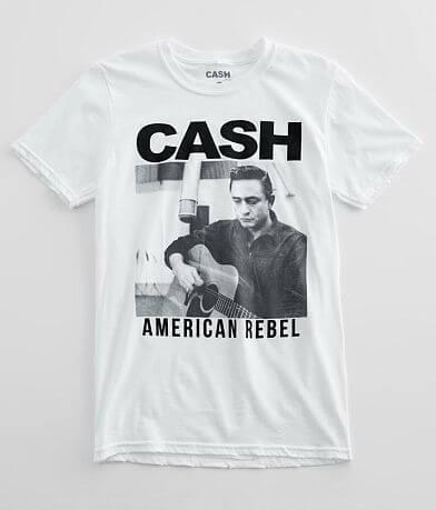Johnny Cash American Rebel T-Shirt