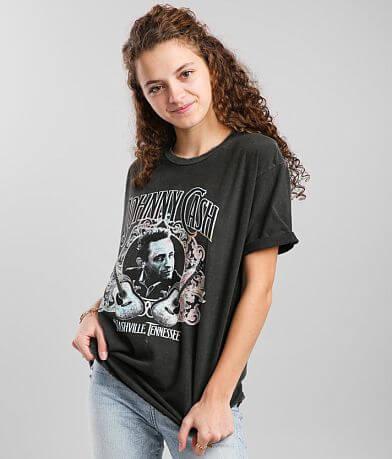 Johnny Cash Nashville Tennessee T-Shirt