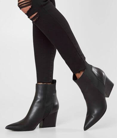 KENDALL + KYLIE Finch Leather Ankle Boot