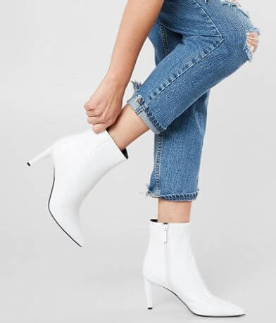 KENDALL + KYLIE Zoe Leather Ankle Boot