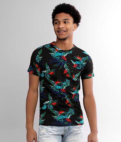 Departwest Tropical Floral T-Shirt