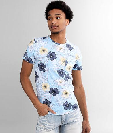 Departwest Floral T-Shirt