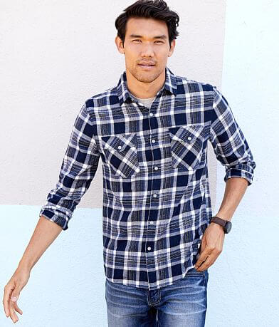 Departwest Flannel Shirt - Special Pricing