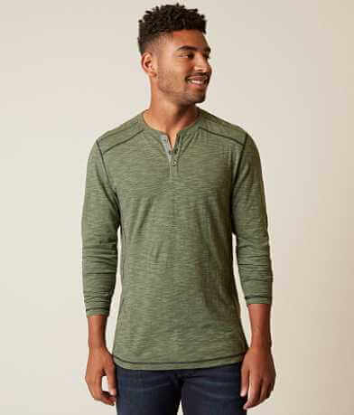 BKE Shoulder Block Henley