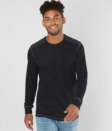 BKE Reverse Pieced Thermal Shirt