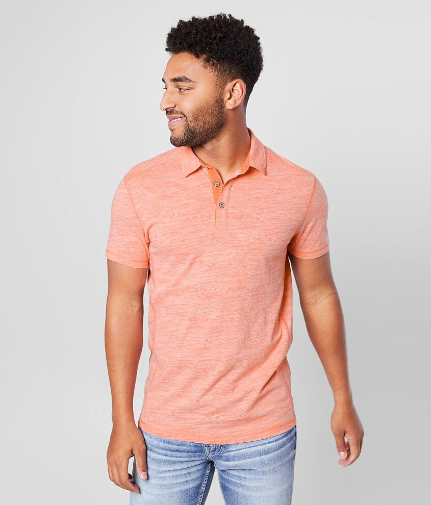 BKE Twist Polo front view