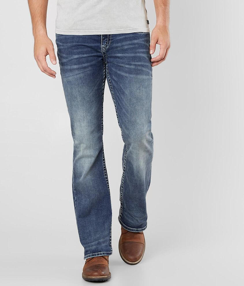 472e7872 BKE Aiden Boot Stretch Jean - Men's Jeans in Laguardia | Buckle