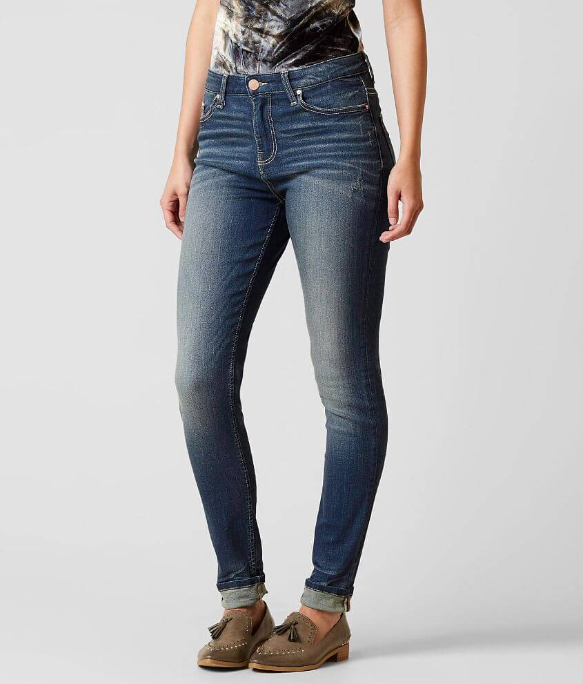BKE Stella High Rise Skinny Stretch Jean front view