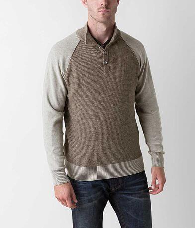 BKE Gates Henley Sweater