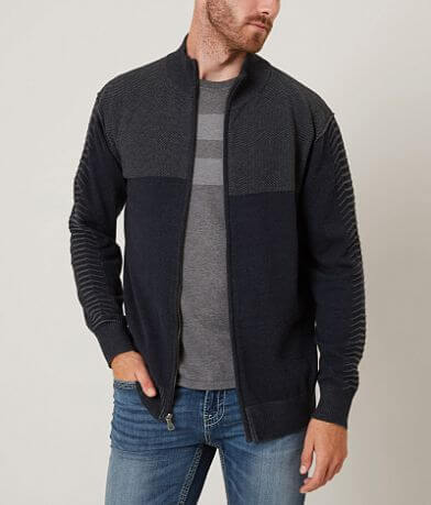 Sweaters For Men Cardigans Buckle