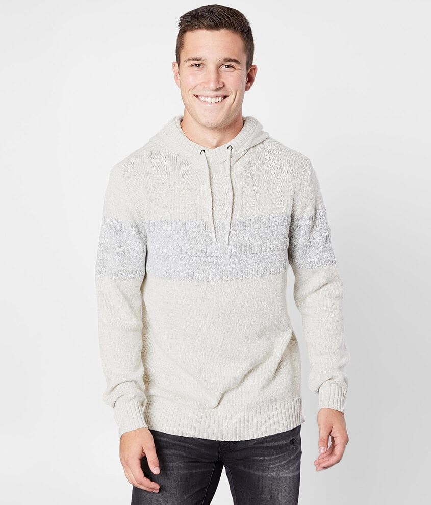 BKE Trenton Hooded Sweater front view