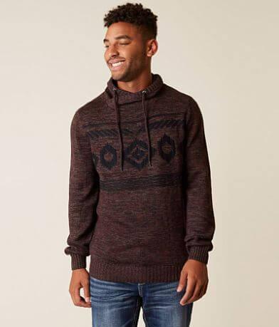 Retrofit Crossover Sweater
